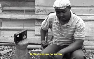 """""""Squadugos"""",  o vídeo vencedor do Prémio UFOLO de Audiovisual, da autoria de Pedro Felismino Kilai"""