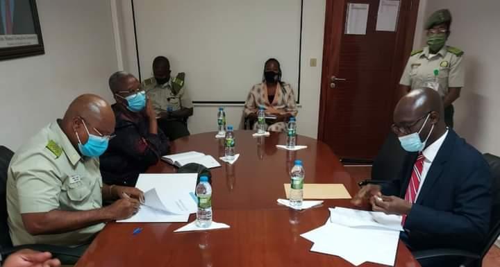 UFOLO clarifica protocolo de cooperação assinado com Direcção-Geral do Serviço Penitenciário
